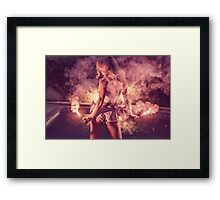 PIPER SPARKS !!! No78-9366  Framed Print