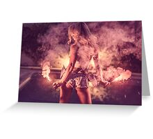 PIPER SPARKS !!! No78-9366  Greeting Card