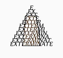 Doctor Who Dalek — EXTERMINATE Unisex T-Shirt
