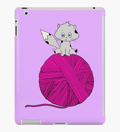 Yarn iPad Case/Skin