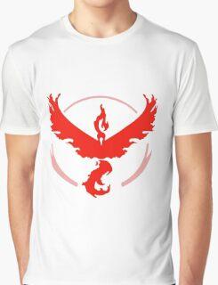Team Valor Pokemon Go  Graphic T-Shirt