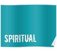 Spiritual Poster