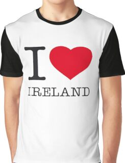 I ♥ IRELAND Graphic T-Shirt