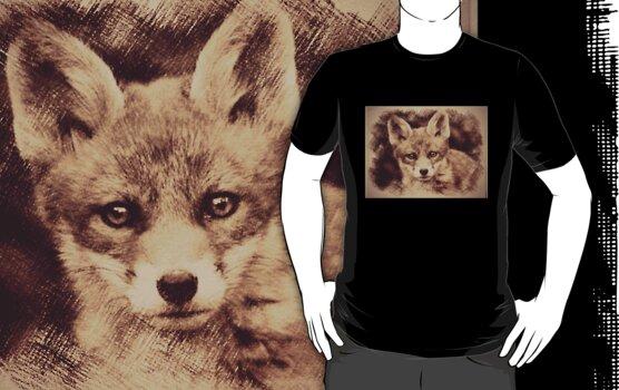 Fox Sketch by fantasytripp