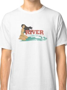 River Country. Just around the river bend ...  Classic T-Shirt