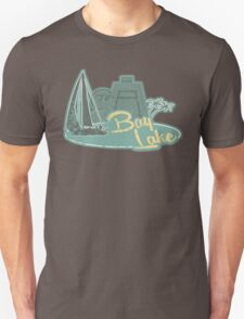Visit Fabulous Bay Lake! Unisex T-Shirt