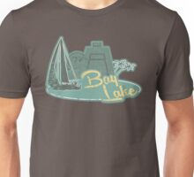 Visit Fabulous Bay Lake! Unisex T-Shirt
