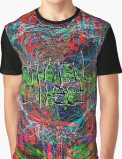 Abstract Animal Collective  Graphic T-Shirt