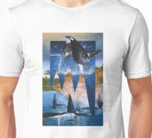 Orca Reflections Unisex T-Shirt