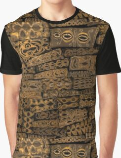 Of Ancient Art and Paper Graphic T-Shirt