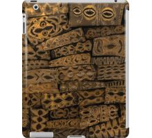 Of Ancient Art and Paper iPad Case/Skin