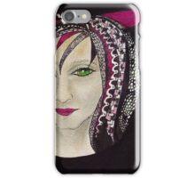 Purple Doodle iPhone Case/Skin
