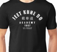 jeet kune do martial arts wing chun Unisex T-Shirt