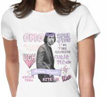 Tumblr Adam Womens Fitted T-Shirt