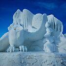 Snow Carving by Yukondick