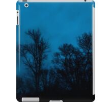 Spooky Forest Time iPad Case/Skin