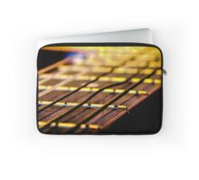 Tabs of a Guitar Laptop Sleeve