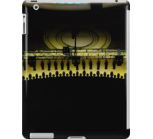 Lights, Camera, Action! iPad Case/Skin