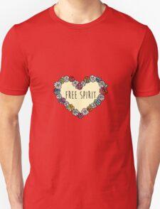 Free Spirit Daisies Unisex T-Shirt