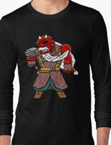 The Demon King Amunlo-Eto Long Sleeve T-Shirt