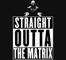 Morpheus - Straight outta The Matrix Unisex T-Shirt