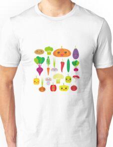 Healthy Veggie Unisex T-Shirt