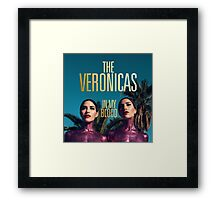 The Veronicas - In My Blood Framed Print
