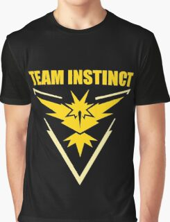 Pokemon Go - Team Instinct Graphic T-Shirt