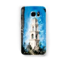 Computer Generated Israel, Jaffa, the belfry of the St Peter church and Monastery Samsung Galaxy Case/Skin