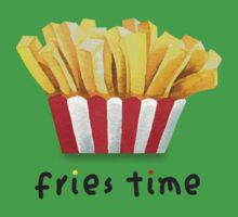 Fries Time Baby Tee