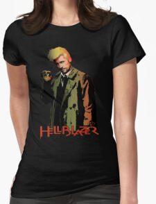 Nikolaj Coster-Waldau Hellblazer Womens Fitted T-Shirt