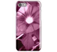 Mauve Petunia iPhone Case/Skin