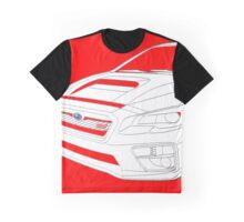 Subaru WRX STI Custco Graphic T-Shirt