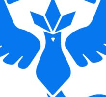 Pokemon Go - Team Mystic Sticker