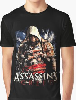 Assassins Creed Graphic T-Shirt