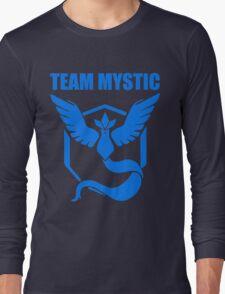 Pokemon Go - Team Mystic Long Sleeve T-Shirt