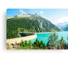 Austria, Zillertal High Alpine nature Park  Metal Print