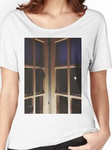 10:32, waiting for a call Women's Relaxed Fit T-Shirt
