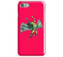 ICARUS THROWS THE HORNS - ACID TRIP iPhone Case/Skin