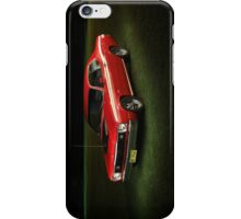 1974 Plymouth Duster iPhone Case/Skin