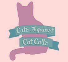 Cats Against Cat Calls Pastel Kids Clothes
