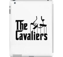 Cleveland Cavaliers Godfather NBA Champions (Black on White) iPad Case/Skin