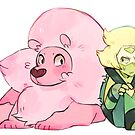 Steven Universe - Peridot Haircut by Arcix