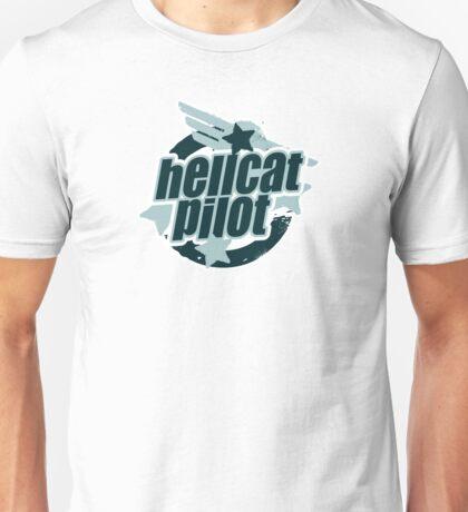Hellcat Pilot Unisex T-Shirt