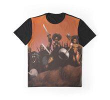 War Ready Graphic T-Shirt