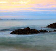 Beach Serenity by Urbanfringe
