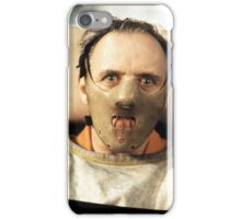 Hannibal Lecter iPhone Case/Skin