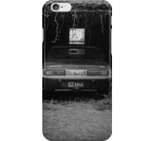 Toyota Crown 2600 Super Saloon Toyoglide 1974 iPhone Case/Skin