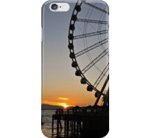 At The Wheel iPhone Case/Skin