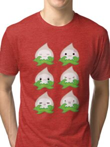 Overwatch Pachimari combo Tri-blend T-Shirt